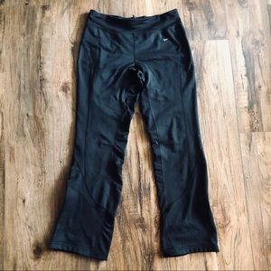 Nike fit fleece lined pants size small s